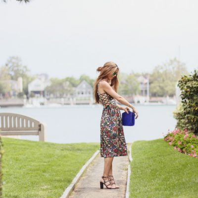 My Favorite Summer Dress- Under $100