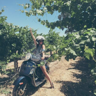 Wine Country & Vespas